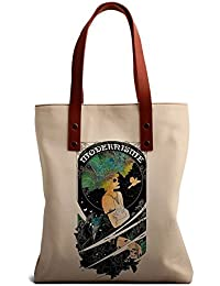 DailyObjects Inner Beauty Tote Bag