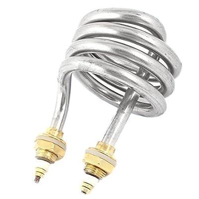 sourcingmap® AC220V 2500W Elektrisch Spirale Heizung Rohr Warmwasserbereiter von Sourcingmap auf Heizstrahler Onlineshop