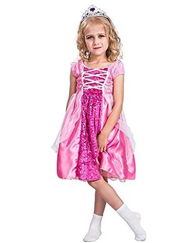 Costumes Princesse Tiana Robes - Fantast Costumes ma fille est princesse costumes