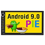 Pumpkin Android 9.0 Autoradio GPS 2 Din Ecran 7 Pouce ROM: 32 Go stéréo de Voiture...