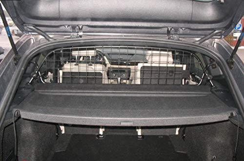 Kleinmetall Masterline kompatibel mit BMW X1 Typ: E84 Bj.:10/2009 - bis heute passgenaues Trenngitter / Hundegitter / Gepäckgitter