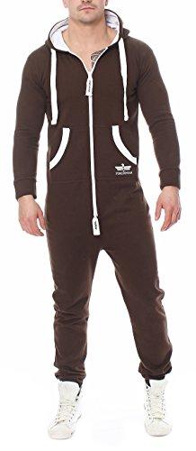 Finchman Herren Jumpsuit Jogging Anzug Trainingsanzug
