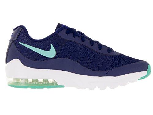 Nike Donna WMNS Air Max Invigor scarpe sportive Blu (Azul (Lyl Blue / Hypr Trq-Rcr Bl-White))