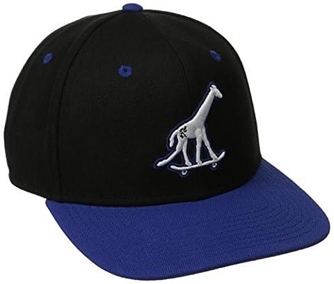 Giraflage SMU Snapback Cap black blue