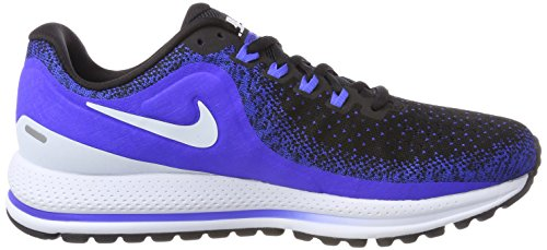 Nike Air Zoom Vomero 13, Chaussures de Running Homme, Bleu Multicolore (Black/blue Tint-racer Blue 002)