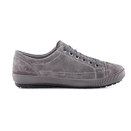 Legero Damen Tanaro Sneaker, Grau (Ematite 88), 41 EU (7 UK)