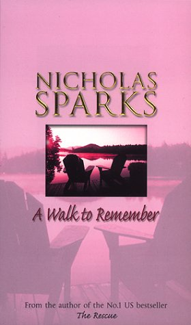 Book cover for A Walk to Remember
