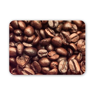 Costa coffee.Coffee beans at Costa coffee in.. - Mouse Mat Art247 Highest Quality Natural Rubber Mouse Mats - Mouse Mat by Art247