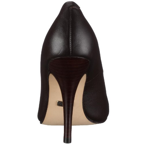 Buffalo London 107-5621 KID LEATHER 93624 Damen Pumps Braun (Brown 50)