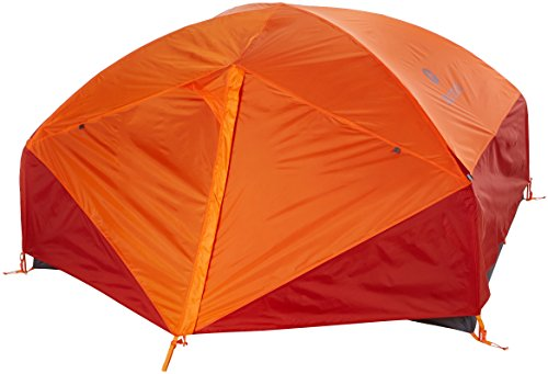 Marmot Limelight 3P Zelt, Cinder/Rusted Orange, ONE