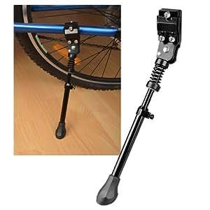 Seitenständer Fahrradständer Fahrrad Ständer Hinterbauständer 24-29 ZolN