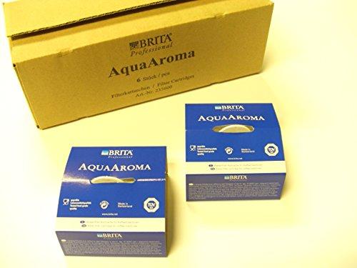 235600-2 - 2 x Brita AquaAroma Wasserfilter Filterkartusche, das absolute Original! Für semiprofessionelle Kaffeeautomaten. Dürfte so ziemlich das Beste für reines Wasser sein! OVP!