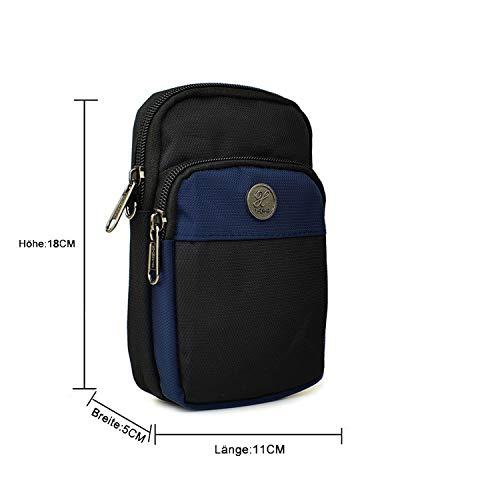 Zoom IMG-2 borsa da cintura sacchetto piccolo