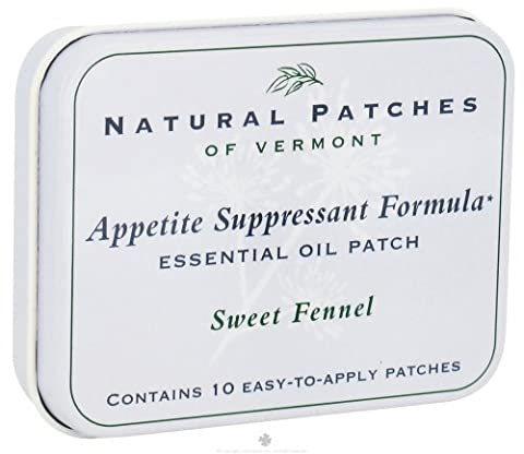 Natural Patches of Vermont - Appetite Suppressant Formula Essential Oil