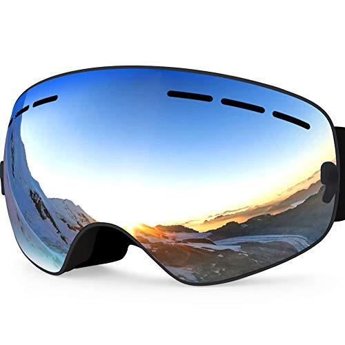 ZIONOR Lagopus X Mini - Gafas esquí niños monopatín
