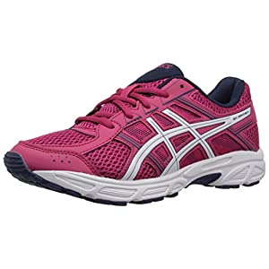 411CAVfEnZL. SS300  - Asics Unisex-Child Gel-Contend 4 GS Shoes, 5 UK, Cosmo Pink/White/Indigo Blue
