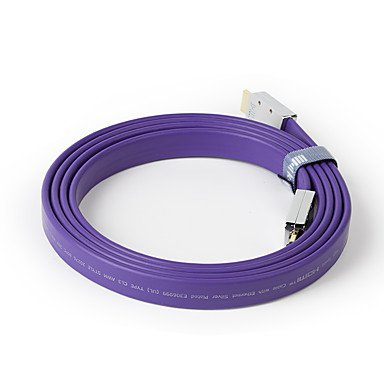 RY 25Ft Extreme HDMI-Kabel Version2.0kbeh-l3m 4K * 2K und 3D Ausgang Unterstützt mit doppelte Schichten Schilde