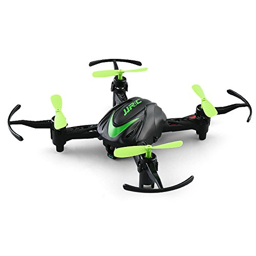 Litalily-❤mini telecomando jjrc h48 mini drone 6 axis 2.4g rc micro quadcopter per kid (green)