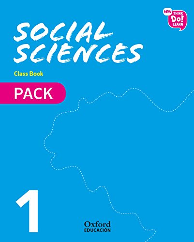 New Think Do Learn Social Sciences 1. Class Book + Stories Pack. Module 1. Living in society.