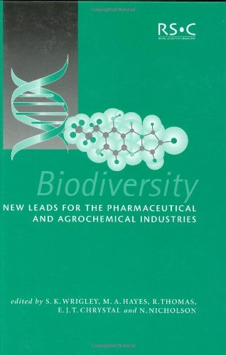 Biodiversity: New Leads for the Pharmaceutical and Agrochemical Industries (Special Publications) (2000-09-25) par unknown