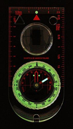 48bd0b159 Suunto A-30 L CM Explorer Compass - UKsportsOutdoors