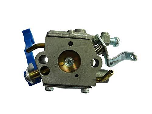 DCSPARES Carburador para Husqvarna Poulan 125B 125BX 125BVX soplador de Hojas 545102601...
