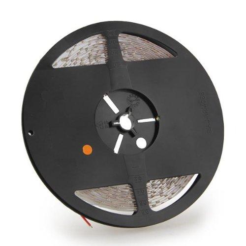 CroLED® 10m 2X5m Tira 600 3528 SMD LED Blanco calido Strip iluminación de tira