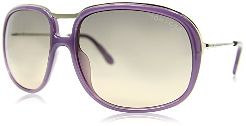 Tom Ford Sonnenbrille FT-CORI 0282S-78B (61 mm) lila
