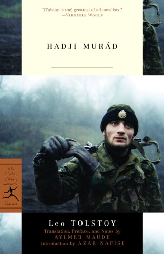 Hadji Murad (Modern Library Classics) (English Edition)