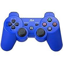 Kabi Wireless Bluetooth Game Romote Controller mit 6-AXIS Double Shock Bonus kostenloses Ladekabel für ps3 PlayStation 3 Controller