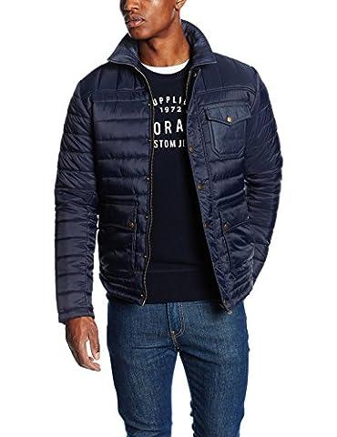 Doudoune Pour Homme - Kaporal Beast, Blouson Homme^Homme, Bleu (Navy), Medium