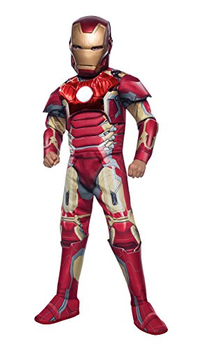 Imagen de avengers age of ultron  disfraz iron man premium alternativa