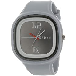 RADAR Watches Unisex AGGRY-0005 The Agent Interchangeable Silicone Analog Watch