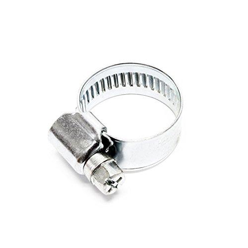 La crémaillère collier de serrage W1 acier 12mm 35-50mm
