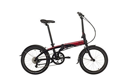"tern Link D8 20"" ohne Licht black/red/grey 2017 Faltrad"