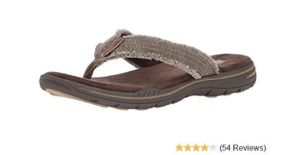 91351758e Skechers Men s 65091 Flip Flops  Amazon.co.uk  Shoes   Bags