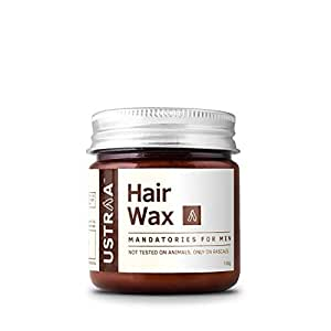 Ustraa Hair Wax for hair styling - 100gm