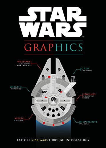 Star Wars. Infographic Book por Vv.Aa.