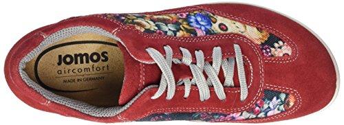 Jomos Allegra, Sneakers basses femme Mehrfarbig (scarlet/blau)
