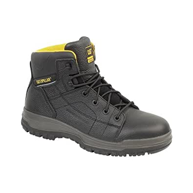 """Caterpillar Dimen 6"""" Lace-Up Trainer / Mens Boots / Boots Safety (6 UK) (Black)"""