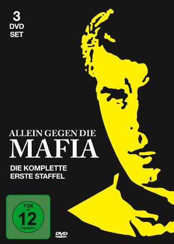 Bild von Allein gegen die Mafia 1 [3 DVDs]