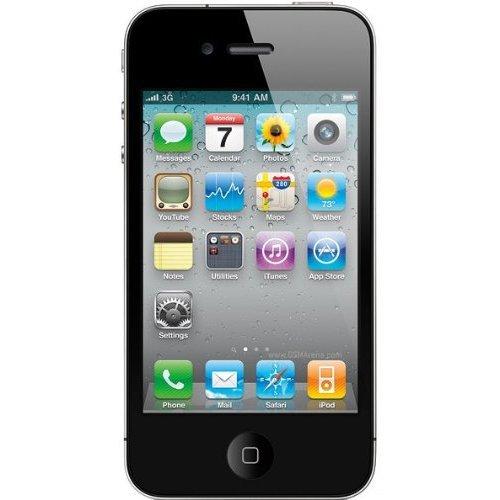 Apple iPhone 4 8GB black