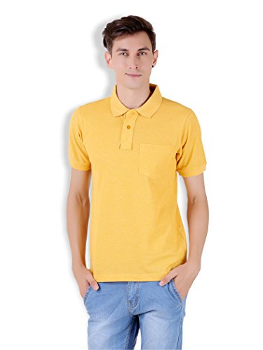 Tapasya Gold Polo T-Shirt