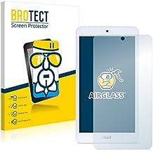 BROTECT AirGlass Protector Pantalla Cristal Flexible Transparente para Acer Iconia One 7 B1-780 Protector Cristal Vidrio - Extra-Duro, Ultra-Ligero, Ultra-Claro