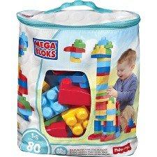 Mega Bloks DCH63 Niño 80piezas Juego construcción