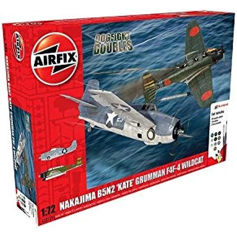 Airfix 1: 72Scale Nakajima B5N2Kate Grumman Wildcat