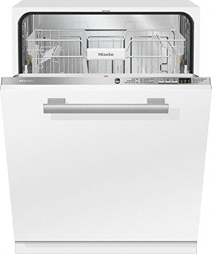 Miele G 6265 VI XXL Edelstahl Geschirrspüler A+++ / 234 kWh/Jahr / 2716 L/Jahr / Waterproofsystem / Umluft-Kondensations-Trocknung - AutoOpen-Trocknung - SensorDry