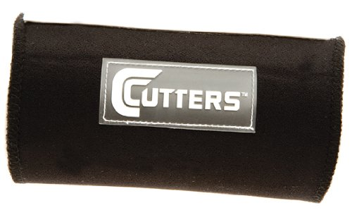 Cutters Playmaker Triple Adult Wristcoach Color Black