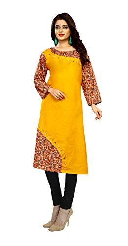 HF Holyday Fashion Stylish Digital Printed Cotton Kurti For Girls / Women...