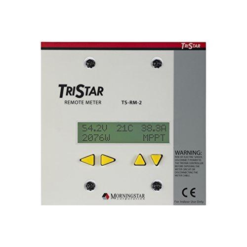 Morningstar Tristar Fernbedienung LCD Digital Meter, für alle Tristar Solar Charge Controller Morning Star Solar Charge Controller